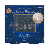 Padico Jewel Mold Mini / Star Nail Charm Japanese 3D Nails