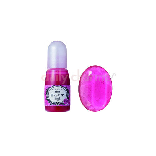 Jewel Color for UV Resin / Colorant / Pink