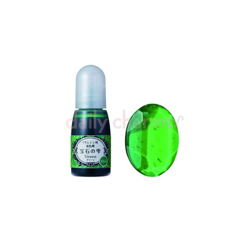 Jewel Color for UV Resin / Colorant / Green