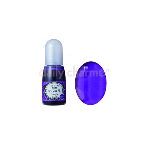 Jewel Color for UV Resin / Colorant / Purple