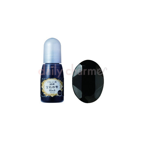 Jewel Color for UV Resin / Colorant / Black