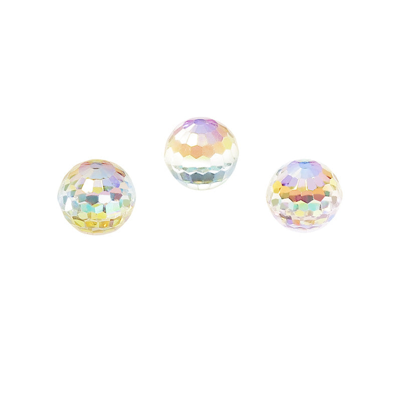 Daily Charme - Swarovski Crystal Ball Flatback Fancy Stone in AB