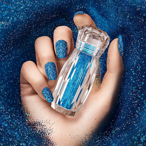 Swarovski CrystalPixie Petite / Ocean Dreams Blue Nail Art Daily Charme