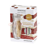 Swarovski Crystal Pixie Nail Box / Sparkling Moments Limited Holiday Christmas Edition