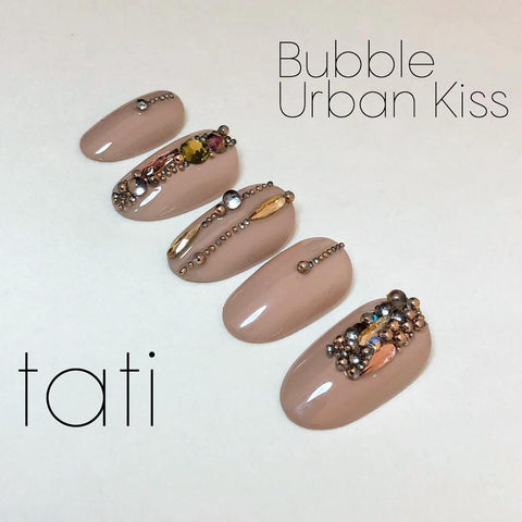 Swarovski Crystalpixie Bubble / Urban Kiss Nail Art Supplies