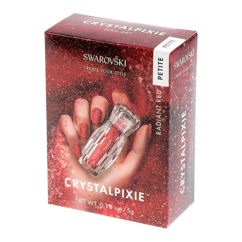 Swarovski Crystalpixie Petite / Radiant Red 2017 New Limited Holiday Edition