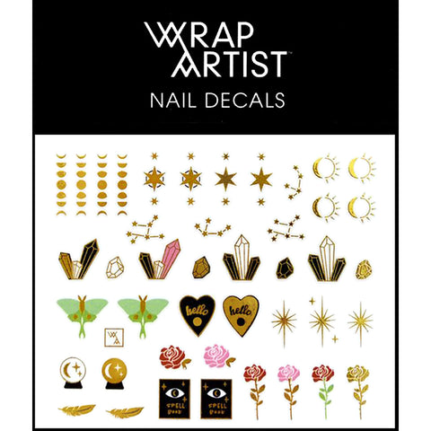 WrapArtist Nail Decals / Make Magic