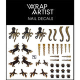 WrapArtist Nail Decals / Hands Down