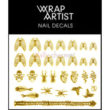 WrapArtist Nail Decals / Oddities