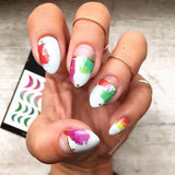 WrapArtist Nail Decals / Abstrakt