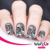 Whats Up Nails / Take Me to the Sea Nail Stamping Plate