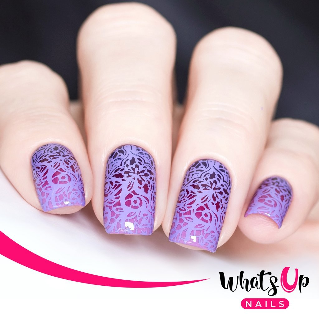 Whats Up Nails / Fashion Prints – Daily Charme