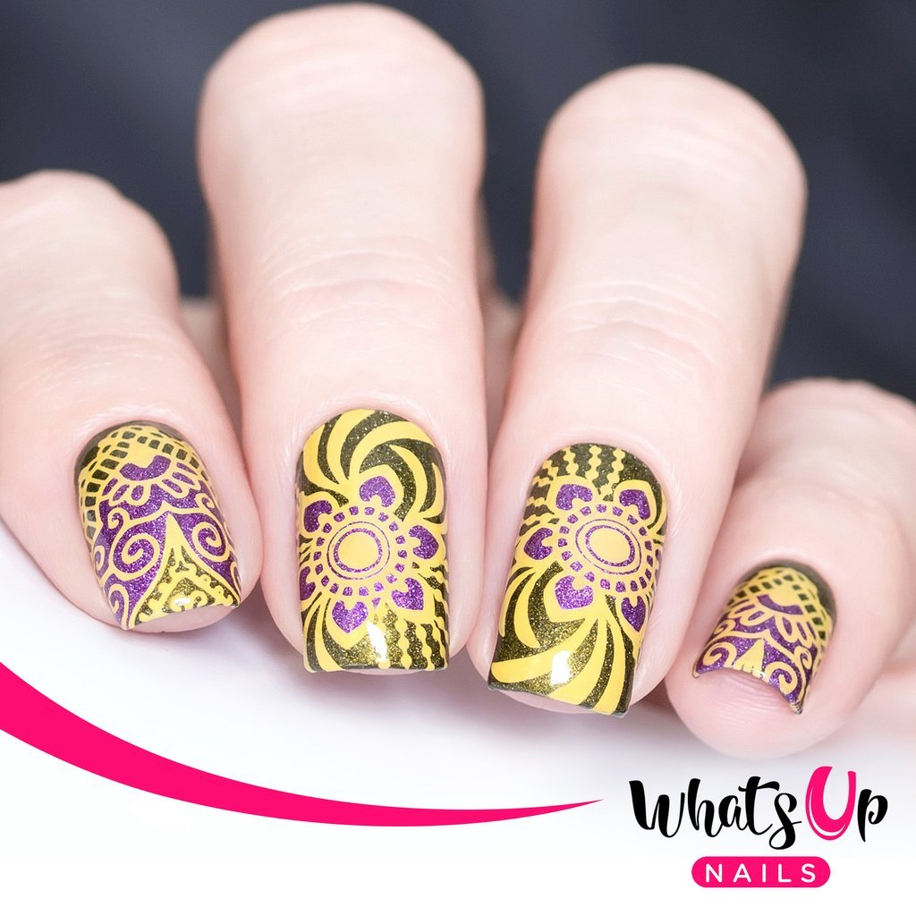 Whats Up Nails / The Art of Henna – Daily Charme