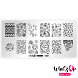Daily Charme Nail Supply Stamping Plates Whats Up Nails / Deck the Nails