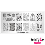 Daily Charme Nail Supply Stamping Plates Whats Up Nails / That's Pretty Autumn!