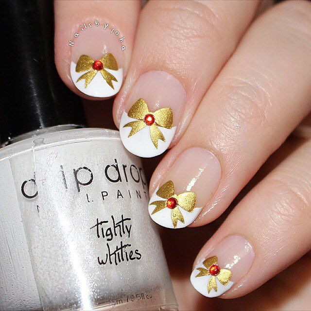 Whats Up Nails / Bow Stickers & Stencils – Daily Charme