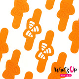 Daily Charme Nail Art Supply Nail Vinyls Sticker Stencil Whats Up Nails / Candy Corn Stencils