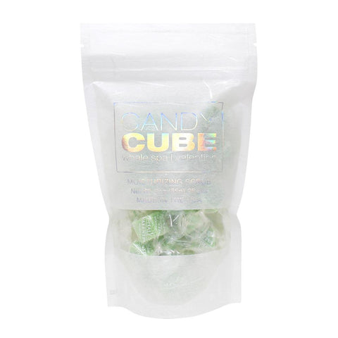 Whale Spa Candy Cube Moisturizing Scrub / Matcha Green Tea Hand Nail Care