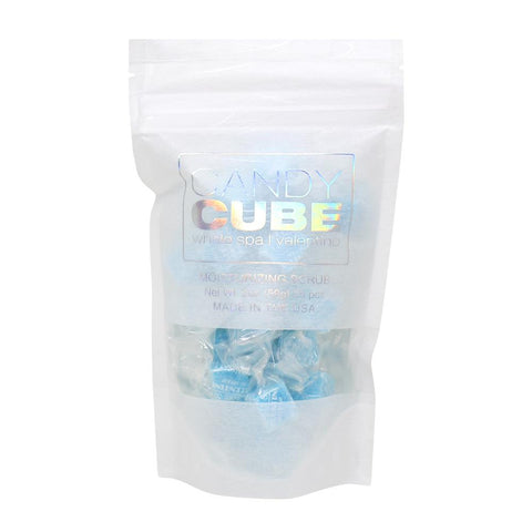 Whale Spa Candy Cube Moisturizing Scrub / Fresh Linen Hand Nail Care