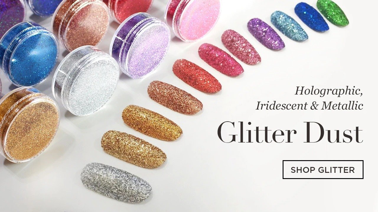 New Glittery Art Gel