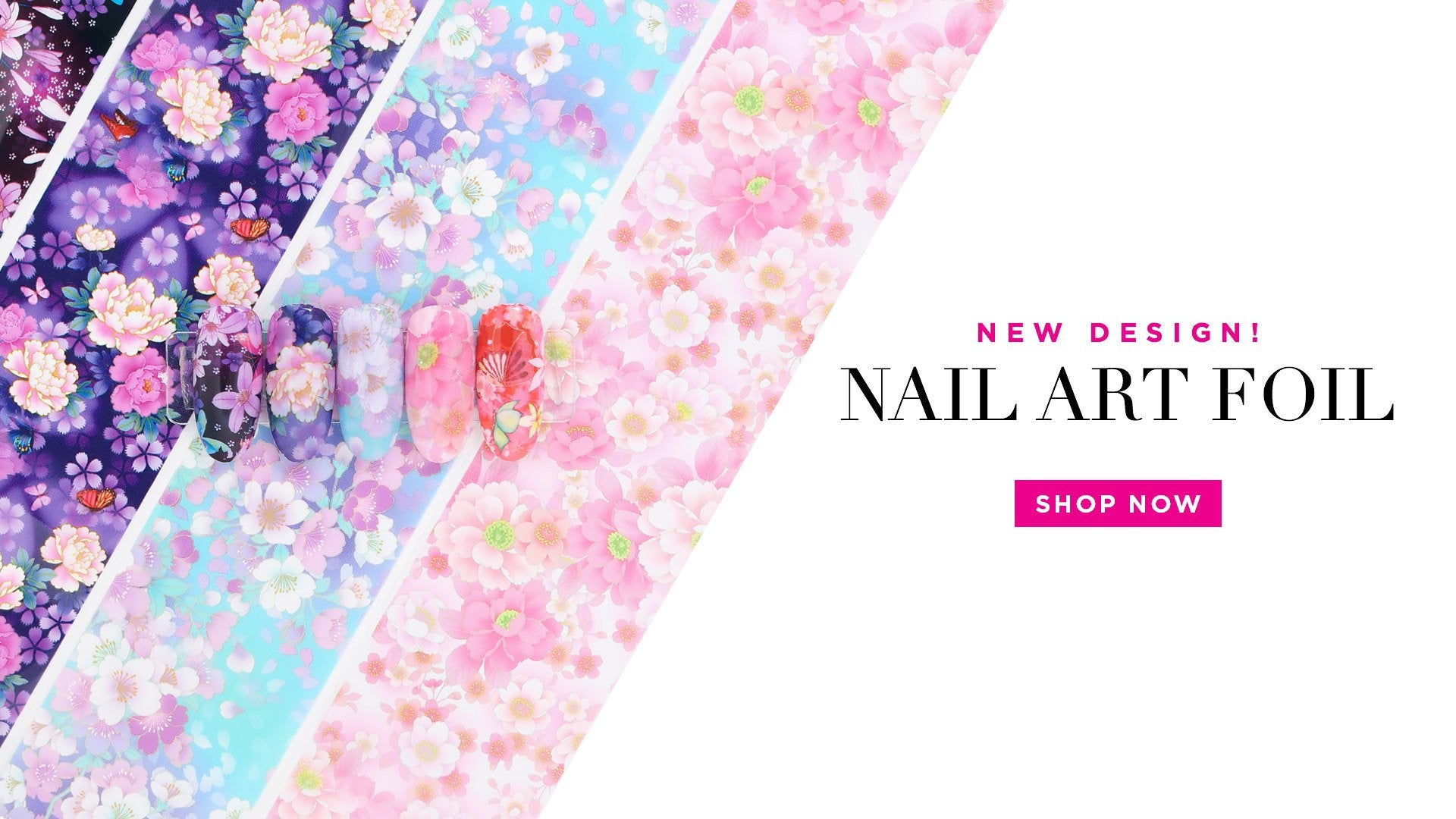 Daily Charme: Chrome Powder, Nail Charms, Nail Art Supplies & more