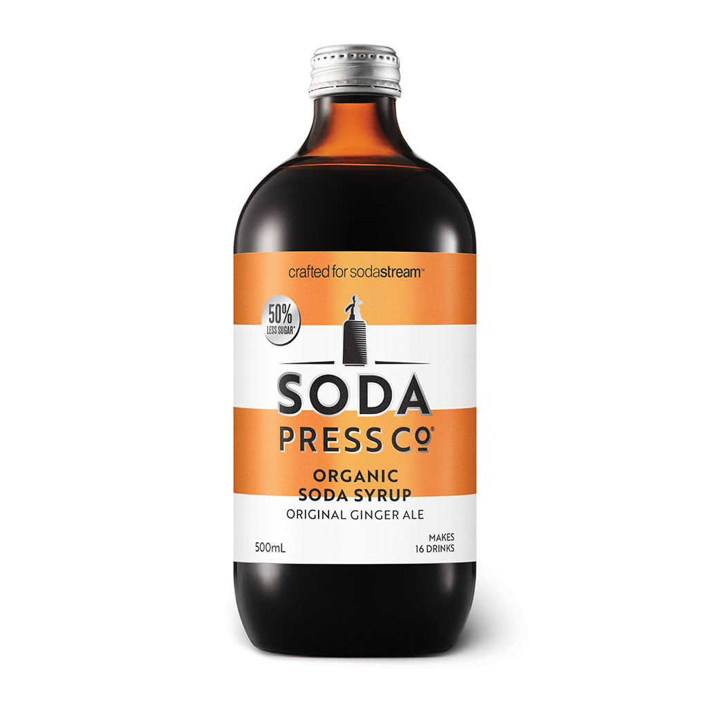 Soda Press Ginger Ale