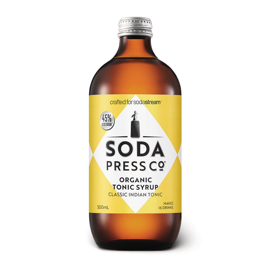 Soda Press Classic Indian Tonic
