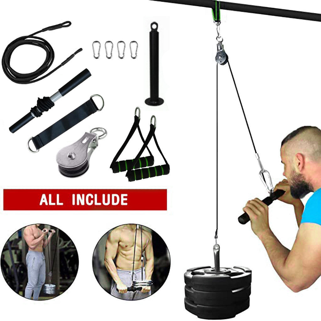 Fitness Cable Machine