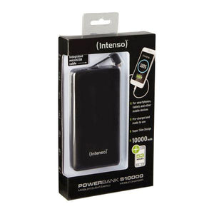 Batteri INTENSO 7332530 10000 mAh Sort - CYBERSHOP
