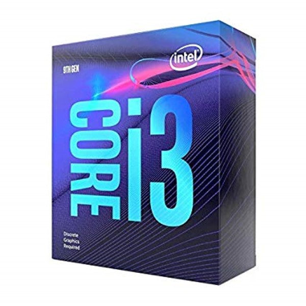 Processor Intel Core™ i3-9100F 3.6 GHz 6 MB