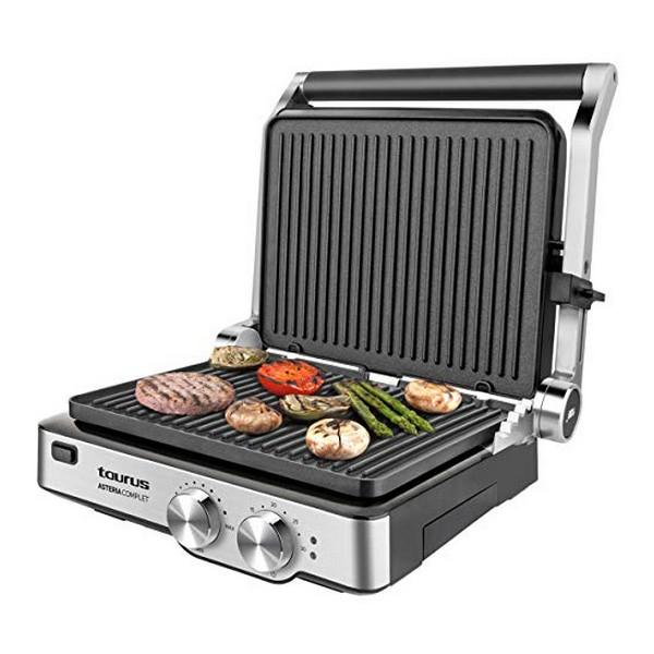 Contact Grill Taurus Asteria Complet 2000W Rustfrit stål - CYBERSHOP