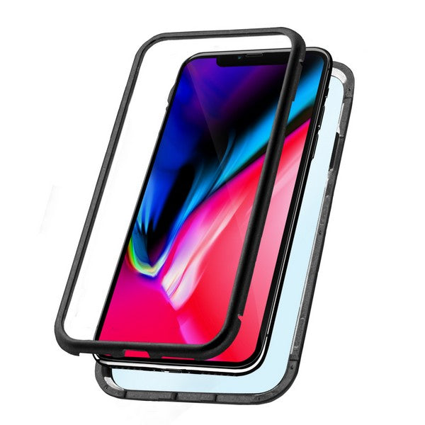 Mobilcover Iphone Xs Max KSIX Magnetic (2 pcs) Sort
