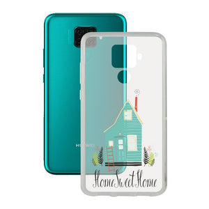 Mobilcover Huawei Mate 30 Lite Contact Flex Home TPU