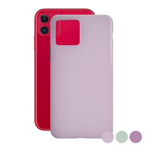 Mobilcover Iphone 11 KSIX Color Liquid