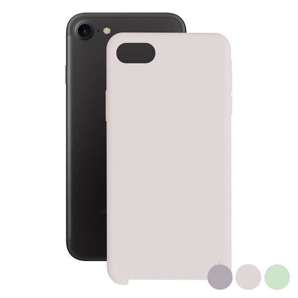 Mobilcover Iphone 7/8 KSIX Soft