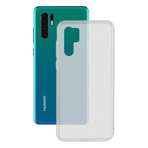 Mobilcover Huawei P30 Pro Contact Flex TPU Gennemsigtig - CYBERSHOP