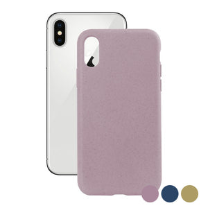 Mobilcover Iphone X KSIX Eco-Friendly - CYBERSHOP