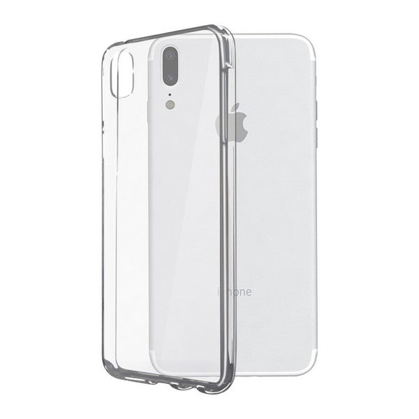 Mobilcover Iphone X/xs Contact Flex TPU Gennemsigtig
