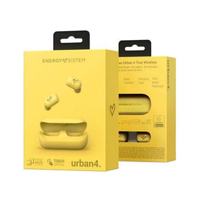 Bluetooth headset med mikrofon Energy Sistem Urban 4 True 380 mAh - CYBERSHOP