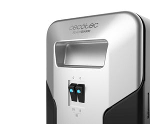 Olieradiator (9 kamre) Cecotec Ready Warm 5670 Space 2000W Sort