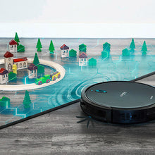 Indlæs billede til gallerivisning Robotstøvsuger Cecotec Conga 1099 Connected 1400 Pa 64 dB WiFi Sort