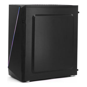 Mikro ATX/ATX-mid-tower case CoolBox Deep Abyss RGB LED - CYBERSHOP