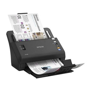 Dual Face Scanner Epson DS-860 300 dpi USB 2.0 Sort - CYBERSHOP