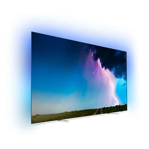 "Smart TV Philips 65OLED754 65"" 4K Ultra HD LED WiFi Sort - CYBERSHOP"