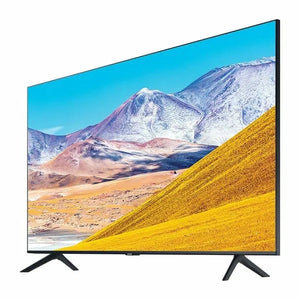 "Smart TV Samsung 50"" 4K Ultra HD LED WiFi Sort - CYBERSHOP"