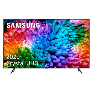 "Smart TV Samsung UE65TU7025 65"" 4K Ultra HD LED WiFi Grå"