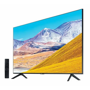 "Smart TV Samsung UE82TU8005 82"" 4K Ultra HD LED WiFi Sort - CYBERSHOP"