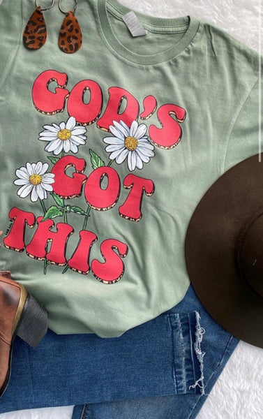 God's Got This Tee