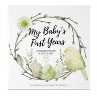 Baby's First Years - Baby Book