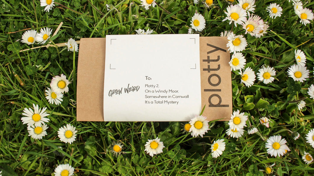 Plotty Seed Sharing Envelopes